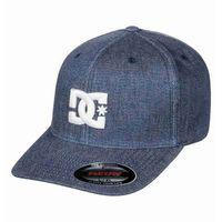 czapka z daszkiem DC - Capstar Tx Dark Indigo (BYJ0) rozmiar: S/M