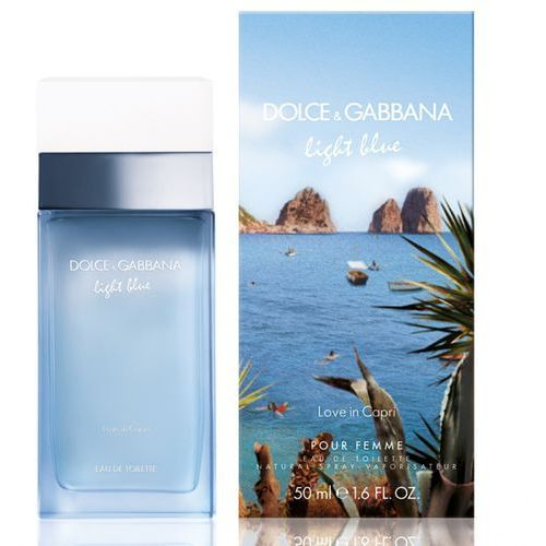 Dolce&Gabbana Light Blue Love In Capri Woman 50ml EdT