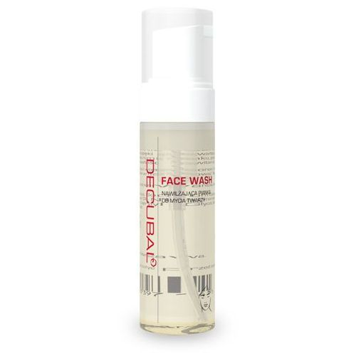 Decubal face wash pianka do mycia twarzy 150ml Biovena pharma