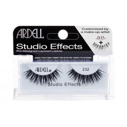 Studio effects 232 sztuczne rzęsy 1 szt dla kobiet black Ardell - Promocyjna cena
