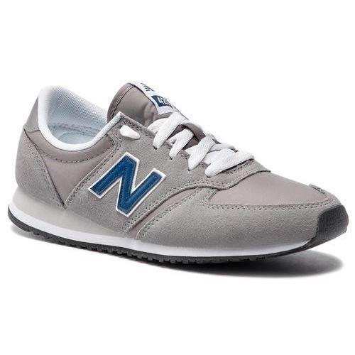 Sneakersy - u420mmt szary marki New balance