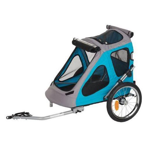 Zooplus exclusive Przyczepka rowerowa smart - dł. x szer. x wys.: 123 x 71 x 105 cm (maks. 30 kg)| -5% rabat dla nowych klientów| dostawa gratis + promocje (4054651780930)