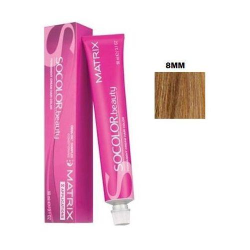 Matrix socolor beauty farba do włosów 90ml, matrix socolor farba 90ml - 8mm szybka wysyłka infolinia: 690-80-80-88 (3474630326880)