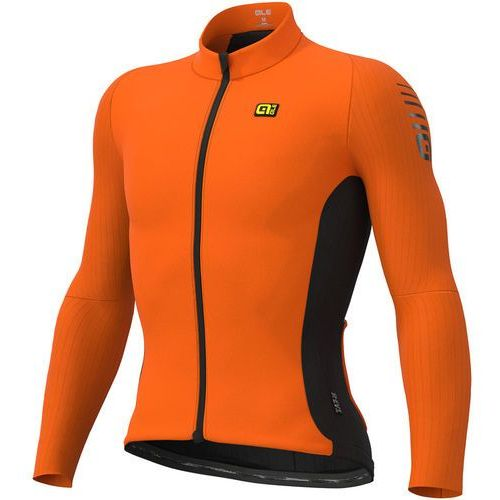 Alé Cycling Clima Protection 2.0 Warm Race LS Jersey Men, fluo orange L 2019 Koszulki kolarskie (8055528254932)