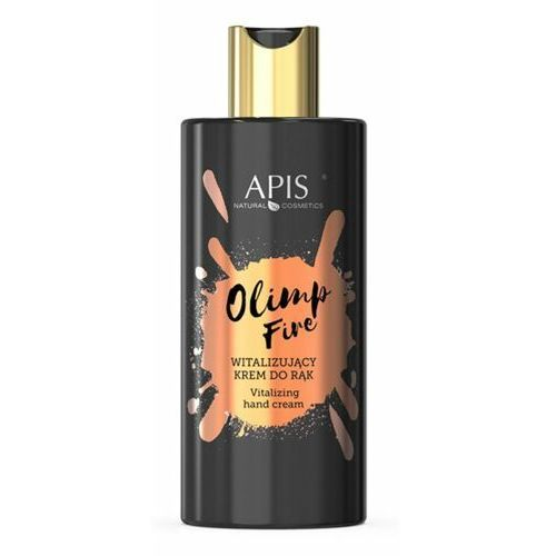 Olimp fire witalizujący krem do rąk (300 ml) Apis - Super oferta