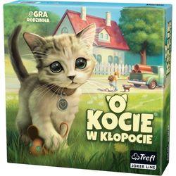 O Kocie w Kłopocie. Gra Planszowa, 1_675426