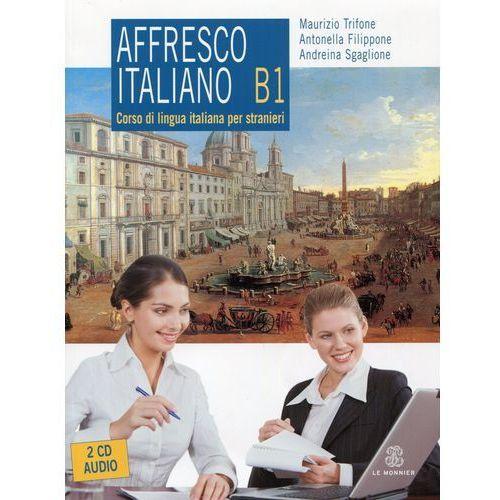 Affresco Italiano B1 /CD gratis/, oprawa miękka