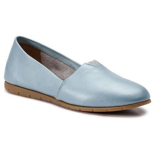 Półbuty MACIEJKA - 04081-34/00-0 Jassy Niebieski, kolor niebieski