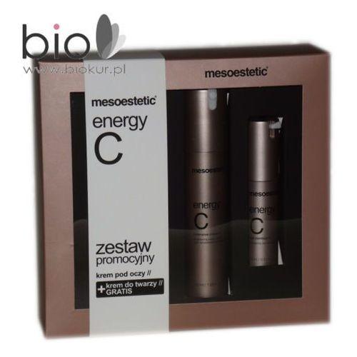 Energy c mesoestetic krem pod oczy + krem do twarzy gratis – 15 ml/50 ml Filorga