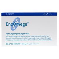 Kapsułki Dr Enzmann EnzOmega® MSE - 60 kapsułek