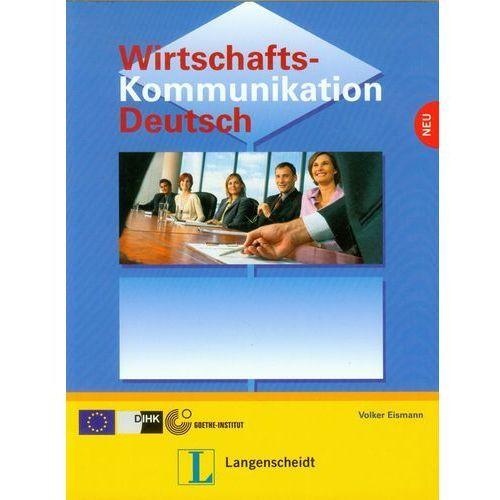 Wirtschaftskommunikation Deutsch Neu, oprawa miękka