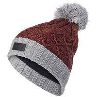 czapka zimowa RIP CURL - Wool Pompom Girl Beanie Deep Claret (9666) rozmiar: OS