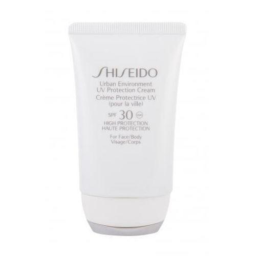 Urban environment spf30 preparat samoopalający do twarzy 50 ml dla kobiet Shiseido - Najlepsza oferta
