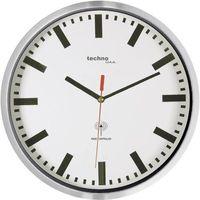 Techno line Zegar ścienny analogowy  wt8990 sterowany radiowo, (Øxg) 30 cmx5 cm