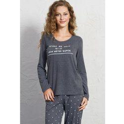 ! piżama damska - good c.szary r:, Vienetta
