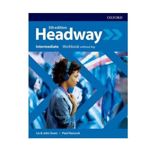 Headway 5E Intermediate WB without key OXFORD, Oxford University Press