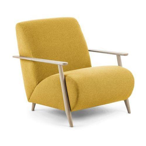 Fotel Redfort 77x86 Kolor żółty Kolor żółty 9design