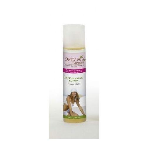 Mleczko brązujące (samoopalacz) 250ml Organix cosmetix - Promocja