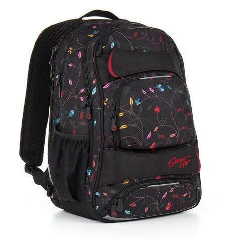 f1303f6f30630 Topgal Plecak młodzieżowy hit 885 a - black (8592571008865) ceny ...
