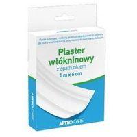 APTEO Care Plaster włókninowy z opatrunkiem 1m x 6cm
