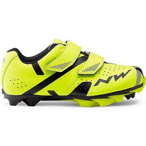 Northwave hammer 2 buty dzieci, yellow fluo/black eu 38 2019 buty dziecięce (8030819068894)