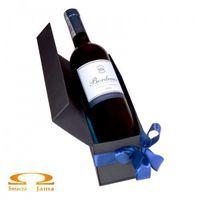 Zestaw Wino Baron Philippe de Rothschild Bordeaux Francja 0,75l w ozdobnym pudełku, 35D8-9450B