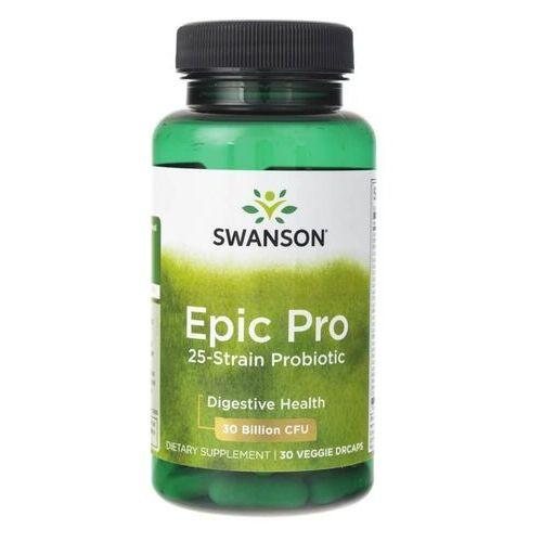Swanson Probiotyk Epic Pro 25 szczepów - 30 kapsułek