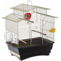 Ferplast klatka dla ptaków pagoda, 47 x 29,5 50 cm, 52024802 (8010690045412)
