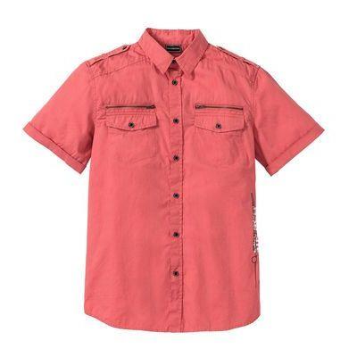 d0e4dd5ed87119 Koszule męskie Kolor: różowy, Rozmiar: L ceny, opinie, recenzje ...