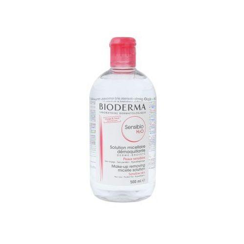 BIODERMA Sensibio płyn micelarny 500 ml dla kobiet