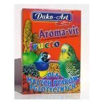Dako art aroma vit fructo 500g dla ptaków śpiewających marki Dako-art