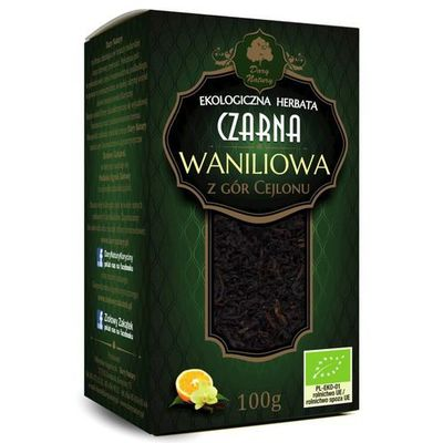 Czarna herbata DARY NATURY - test biogo.pl - tylko natura