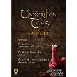 The book of unwritten tales collection, esd (801995) darmowy odbiór w 21 miastach! raty od 6,85 zł marki Lucasarts