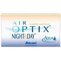 Soczewki air optix night&day aqua - 6 sztuk - marki Alcon