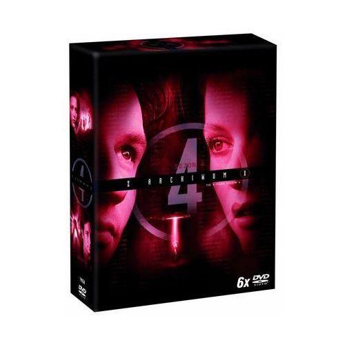 Z archiwum X - sezon 4 (DVD) - Bob Bowman, Rob Bowman, James Charleston. DARMOWA DOSTAWA DO KIOSKU RUCHU OD 24,99ZŁ (5903570134043)