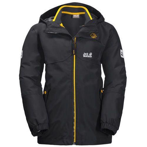 kurtka outdoor 'iceland' czarny marki Jack wolfskin
