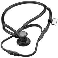 Mdf Stetoskop sprague-x rappaport 767x z głowicą 5w1 - czarno-czarny