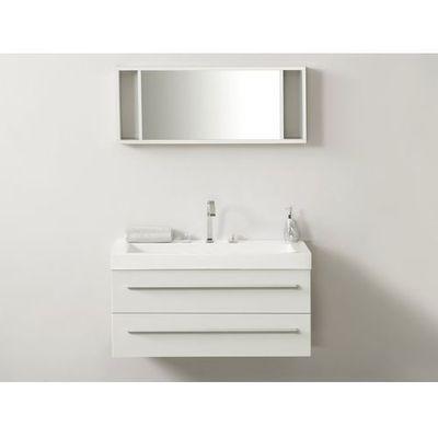 Zestawy mebli łazienkowych Beliani Beliani