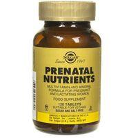 Tabletki Solgar Witaminy i minerały prenatalne - 120 tabletek