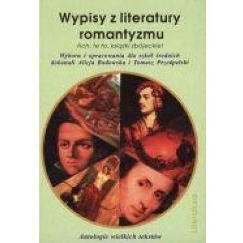 Wypisy z literatury romantyzmu, Siedmioróg