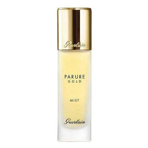 Guerlain Parure gold mist - mgiełka utrwalająca makijaż - Rewelacyjna obniżka