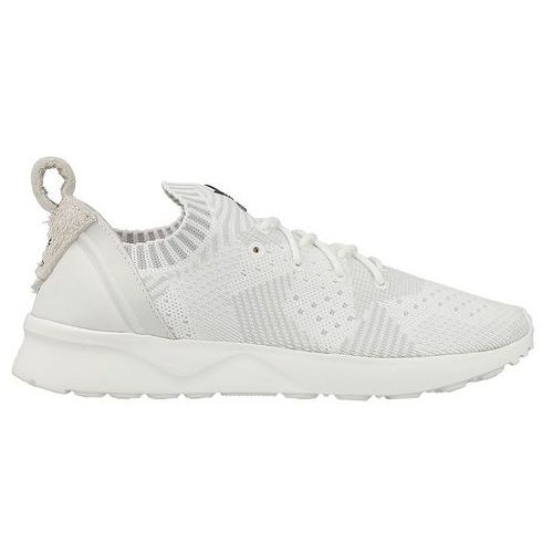 adidas Originals ZX Flux ADV Virtue Primeknit Sneakers Biały 41 1/3 (4057283980495)