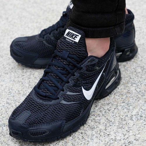 Buty treningowe męskie Nike Air Max Torch 4 (343846-400), kolor czarny