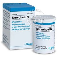 Tabletki Heel nervoheel n x 50 tabl