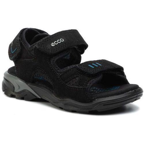 Sandały ECCO - Biom Raft 70067251052 Black/Black