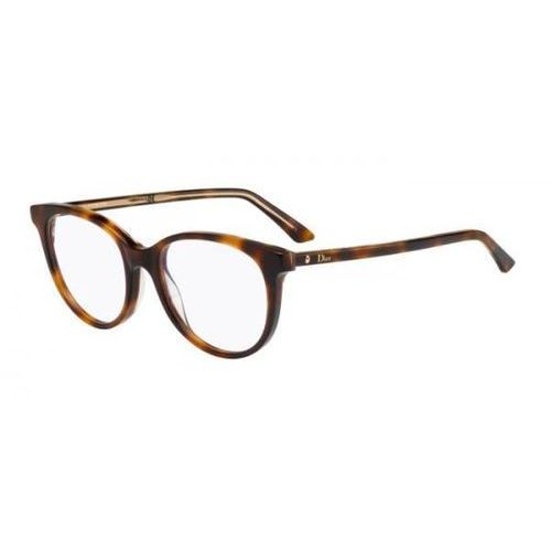 Okulary korekcyjne montaigne 16 na3 Dior