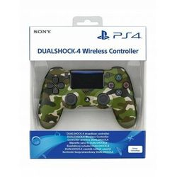 Pad Dualshock 4 Green Cammo PS 4