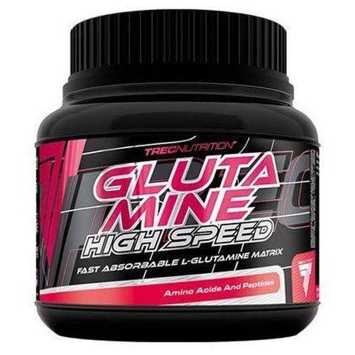 Trec l-glutamine high speed - 250g - cherry