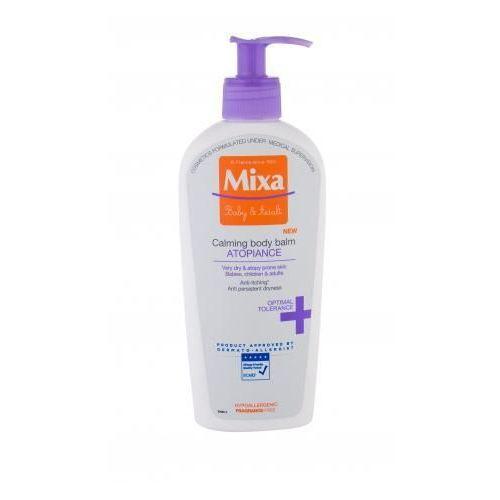 atopiance calming body balm mleczko do ciała 250 ml dla dzieci marki Mixa