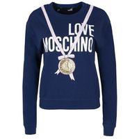 Bluza love moschino